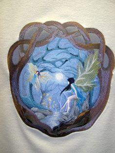 Midsummer Night's Dream Fairy Land, Fairy Tales, Midsummer Nights Dream, Book Illustrations, Fairy Houses, Goblin, Shakespeare, Elves, Fairies