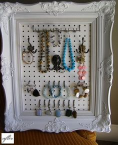 Home Organizing with the Humble PegBoard