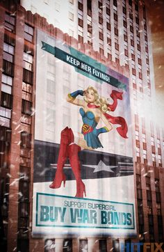 dc comics Bombshells | After the jump, HitFix Harpy got an exclusive preview of the Bombshell ...