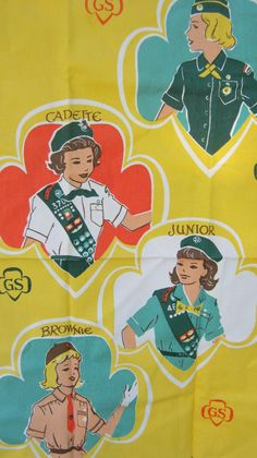 Girl Scout Towel