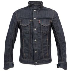 urbnite:  Levi's Commuter Trucker Jacket with Hood