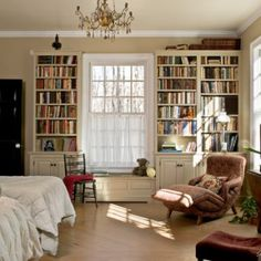 Built In Bookcase Design, Pictures, Remodel, Decor and Ideas - page 9 Bookshelves In Bedroom, Ikea Bookcase, Built In Bookcase, Bookcases, Kitchen Bookcase, Ikea Expedit, Bookcase Storage, Simple Bookshelf, Bookshelf Design
