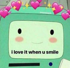i love u shared by miairizarry on We Heart It - Geek Love Memes For Him, Love You Meme, Cute Love Memes, Bf Memes, Stupid Memes, Funny Memes, Boyfriend Memes, We Heart It, Flirty Memes