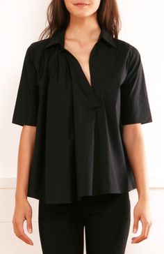 #top #blouse MARNI TUNIC