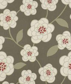 Robert Allen @ Home Robert Allen Waldemere Dove Fabric - $17.45 | onlinefabricstore.net