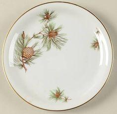 Christmas China, Vintage Christmas, Christmas Ornaments, Porcelain Painting Ideas, Christmas Dinnerware, Kitchenware, Tableware, Pine Needles, My Cup Of Tea