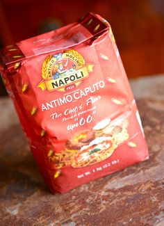 Stranded Foodie Caputo 00 Flour Pizza Dough Recipe