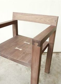 Furniture and wood shavings