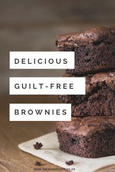 Guilt Free Brownies With Nutriseed