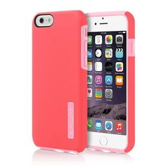 Incipio DualPro Coral Light Pink Hardshell Case Cover for Apple iPhone 6 (4.7)  #Incipio