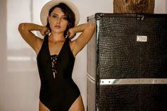 www.kaandabeachlife.com Swimsuits, Bikini Swimwear, Bikinis, Black Orchid, Recycled Fabric, Resort Wear, Phuket, Gold Coast, Ibiza