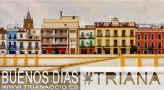 Color y arte ¡Buenos días #Triana! #Sevilla www.trianaocio.es/ Descubre el ocio del triana, más que un barrio en Sevilla