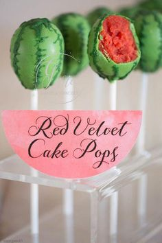 Precious Tips for Outdoor Gardens In general, almost half of the houses in the world… Watermelon Cake Pops, Baby Shower Watermelon, Watermelon Birthday Parties, Fruit Birthday, Fruit Party, Birthday Cakes, 1 Year Old Birthday Cake, Watermelon Wedding, First Birthday Theme Girl