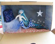 How to make a plush mermaid home :)