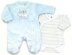 Nickioverall und Body der Marke Babyclub by C&A in Größe 46