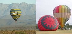 See how large the Klein Karoo is from up above in a hot air balloon! #whattodo #daytrip #hotel #guesthouse #fun #southafrica #westerncape #route62 #oudtshoorn #smalltown #holiday #outing #view #idareyou #hotairballoon