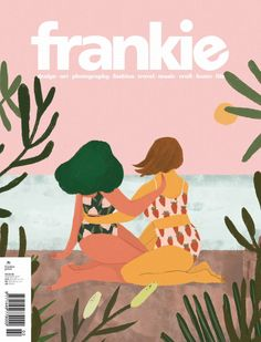 Magazine Layout Design, Magazine Cover Design, Magazine Layouts, Music Crafts, Book Crafts, Fashion Magazine Cover, Magazine Covers, Frankie Magazine, Running Magazine