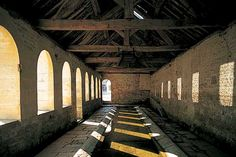 lavoir, Noyers-sur-Serein, Bourgogne Monuments, Serein, Auxerre, France, Water Features, Pond, Minecraft, Medieval, Castle