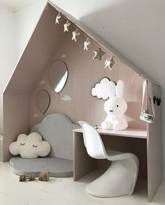 Click in the image to find more kids bedroom inspirations with Circu Magical Furniture! Be amazed with Circu Magical furniture and their luxury design: CIRCU. Baby Bedroom, Girls Bedroom, Bedroom Decor, Deco Kids, Kids Room Design, Little Girl Rooms, Kid Spaces, Kids Decor, Kids Furniture