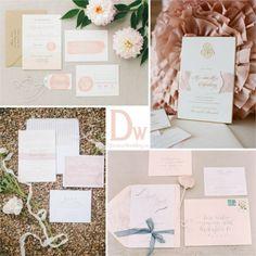 Свадьба в пудровом цвете | DiscoverWedding.ru