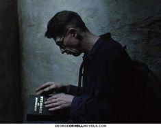 """doublespeak nineteen eighty four and george orwell Detailed literary analysis of orwell""""s nineteen eighty-four, in order to set the   of the story itself, the reader finds an appendix called """"principles of newspeak"""",."""
