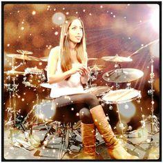 Drummer Meytal Cohen