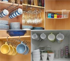 8 Essential Tips To Save Space At Home | So Creative Things | Creative DIY Projects Más