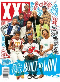 XXL Unveils The 2015 Freshman Class — Hope for Hip-Hop
