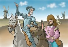 Plan de clase | Español 7-12 | Cervantes y Don Quijote