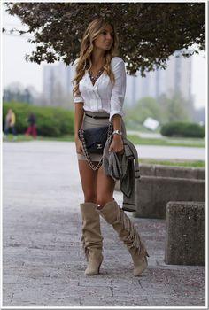 20 Stylish Outfit Ideas by Designer and Fashion Blogger Biljana Tipsarevic