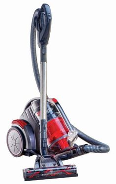 SALE Hoover Zen Whisper Multi-Cyclonic Canister Vacuum - SH40080