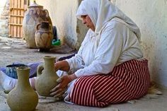 norte africa: el arte traditional