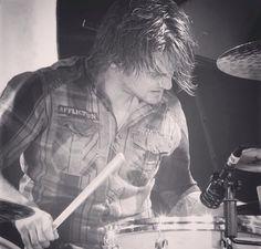 Arejey drummer halestorm