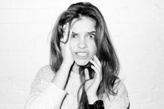 Barbara Palvin's Silly Face!
