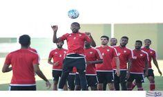 """المنتخب الإماراتي يواجه """"يوكام الإسباني"""" في ختام…: يؤدي منتخب الإمارات الأول لكرة القدم، الثلاثاء، تجربته الودية الرابعة والأخيرة بمعسكره…"""