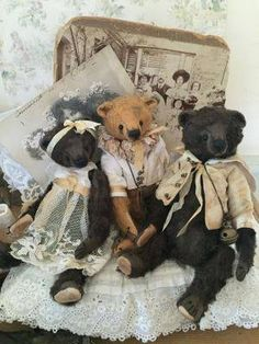 The Old Post Office Bears - Gallery