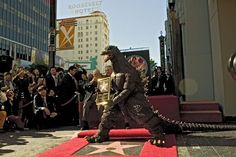Godzilla proves even giant monsters need lawyers