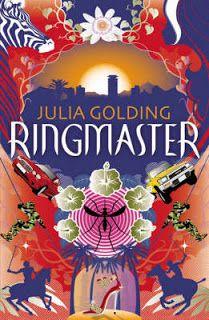 Ringmaster, Julia Golding-- again this entire saga is great