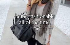 Fashion, put it all on me