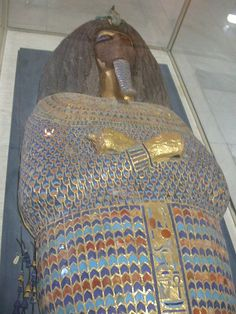 amarna coffin KV55