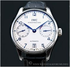 Review: IWC 5001 Portuguese Automatic