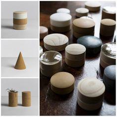 Materiales diferentes, distintas texturas