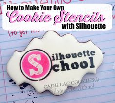 Silhouette Tutorial: Easily Make Designs and Fonts Stencil-Friendly ~ Silhouette School