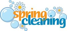 SPRING-CLEANING Tips and Advice