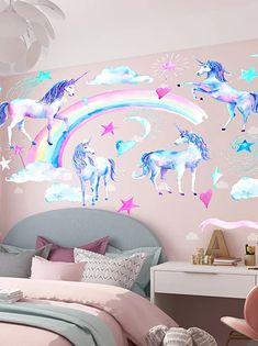 Cheap 3D Wall Stickers Online | 3D Wall Stickers for 2021 Wall Stickers Animals, Kids Room Wall Stickers, Wall Decor Stickers, Wall Decals, Fridge Stickers, Cartoon Wall, Living Room Decor Pillows, Wedding Stickers, Pvc