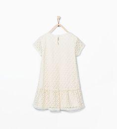 183cc2599 Image 2 of Lace dress from Zara Petite Fashion, Lace Dress, Stylish, Size