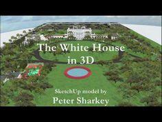 SL w19 - The White House 3D Tour - ss