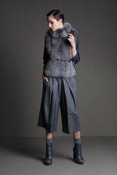 Risultati immagini per pantaloni culotte outfit inverno