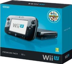 Nintendo Wii U Console Premium Pack with Nintendo Land £189 delivered from Amazon