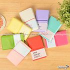 Cute Bright Color Smiley Face Notepad Memo Diary Journal Back To School